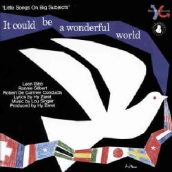 Hy Zaret - It Could Be a Wonderful World