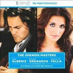 Zuill Bailey - The Spanish Masters