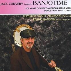 JACK CONVERY - BANJOTIME