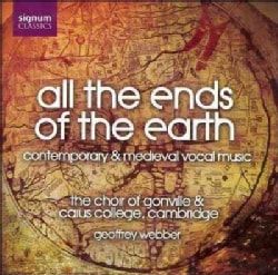 Cambridge Choir Of Gonville & Caius College - All The Ends of The Earth: Judith Weir All The Ends of The Earth
