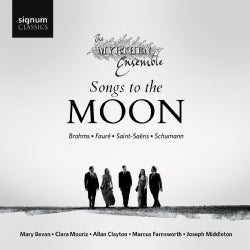 Myrthen Ensemble - Songs to the Moon
