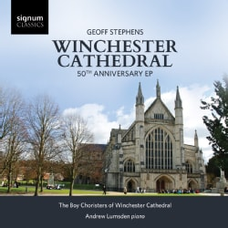 Boy Choristers Of Winchester Cathedral - Winchester Cathedral