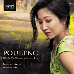 Alessio Bax - Poulenc: Works for Piano Solo & Duo
