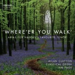 Allan Clayton - Where're You Walk