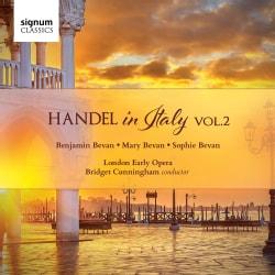 Bridget Cunningham - Handel in Italy: Vol. 2