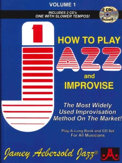 Various - New Approach To Jazz Improvisation
