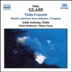 Phillip Glass - Glass: Violin Concerto