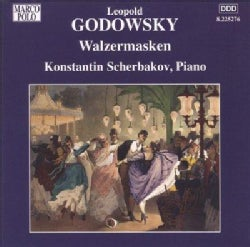 Konstantin Scherbakov - Godowsky: Piano Music Vol 10 (Walzermasken, Symphonic Metamorphosen on Themes of Johann Strauss II No...