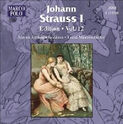 Johann II Strauss - Strauss: Vol 12 I Edition