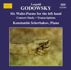 Konstantin Scherbakov - Godowsky: Piano Music: Vol. 12: 6 Waltzes for the Left Hand