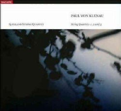 Sjaelland String Quartet - Klenau: String Quartets 1, 2 and 3