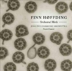 Finn Hoffding - Hoffding: Orchestral Works