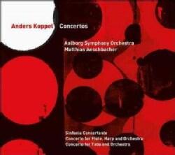 Anders Koppel - Koppel: Concertos