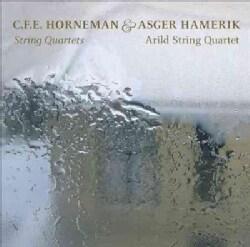 Arild String Quartet - Horneman/Hamerik: String Quartets