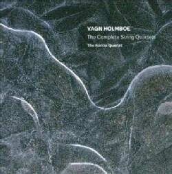 Vagn Holmboe - Holmboe: Complete String Quartets