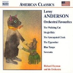 Richard Orch. Hayman - Anderson:Orchestral Favourites