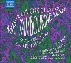 Buffalo Philharmonic Orchestra - Mr. Tambourine Man: Seven Poems of Bob Dylan, Three Hallucinations