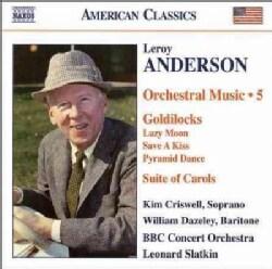 BBC Concert Orchestra - Anderson: Orchestral Music Vol 5