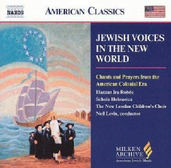 H I Rohde/N Levin - Jewish Voices in the New World