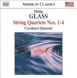 Matthew Denton - Glass: String Quartets Nos 1-4