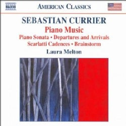 Laura Melton - Currier: Piano Music