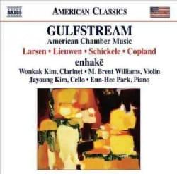Enhake Ensemble - Gulfstream: American Chamber Music