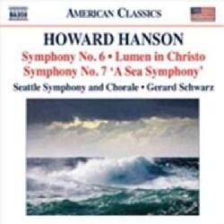Seattle Symphony - Hanson: Symphonies Nos. 6 & 7