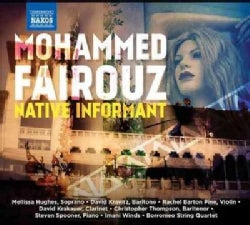 Mohammed Fairouz - Fairouz: Native Informant