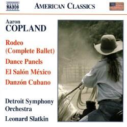 Detroit Symphony Orchestra - Copland: Rodeo - Four Dance Episodes