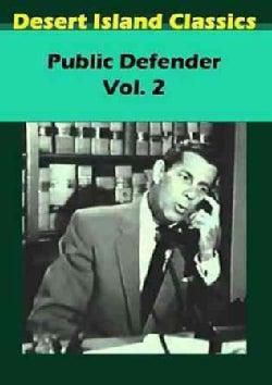 Public Defender: Vol. 2 (DVD)