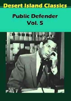 Public Defender: Vol. 5 (DVD)