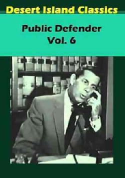 Public Defender: Vol. 6 (DVD)