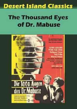 The Thousand Eyes Of Dr. Mabuse (DVD)