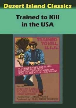 Trained To Kill USA (DVD)