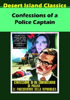 Confessions Of A Police Captain (DVD)