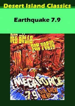 Earthquake 7.9 (DVD)