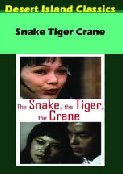 Snake Tiger Crane (DVD)