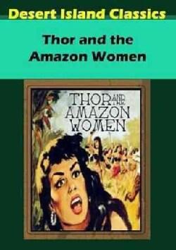 Thor And The Amazon Women (DVD)