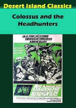 Colossus And The Headhunters (DVD)