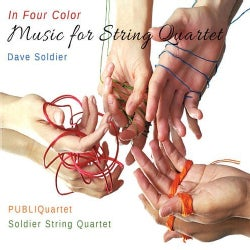 Various - In Four Color: Music for String Quartet