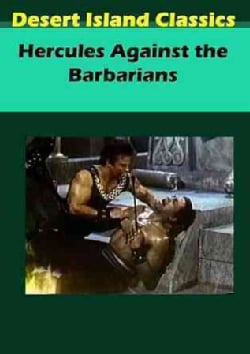 Hercules Against the Barbarians (DVD)
