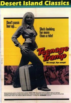 Teenage Tramp (DVD)