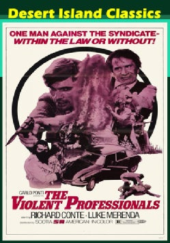 The Violent Professionals (DVD)