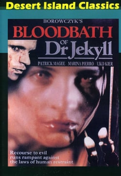 Bloodbath Of Dr. Jekyll (DVD)