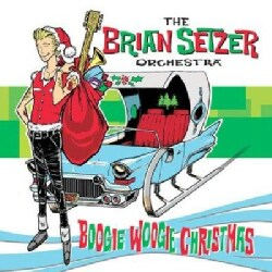 Brian Orchestra Setzer - Boogie Woogie Christmas