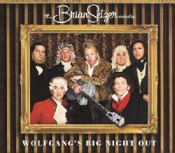 Brian Orchestra Setzer - Wolfgang's Big Night Out