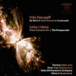 Tuomas Lehto - Crossroads & the Masquerade