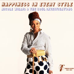 Nicole & The Soul Investigators Willis - Happiness in Every Style