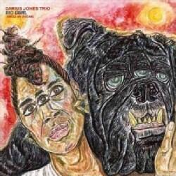 Darius Trio Jones - Big Gurl (Smell My Dream)