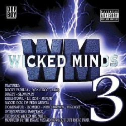Wicked Minds - WM3 (Parental Advisory)